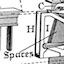 Les espaces d'une machine Linographe